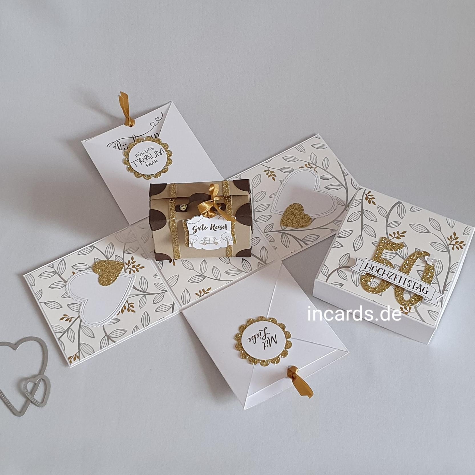 Incards Goldene Hochzeit